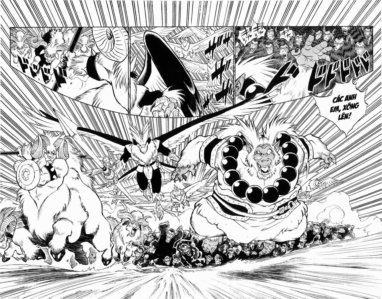 Dragon Quest: Emblem of Roto chapter 26 trang 20
