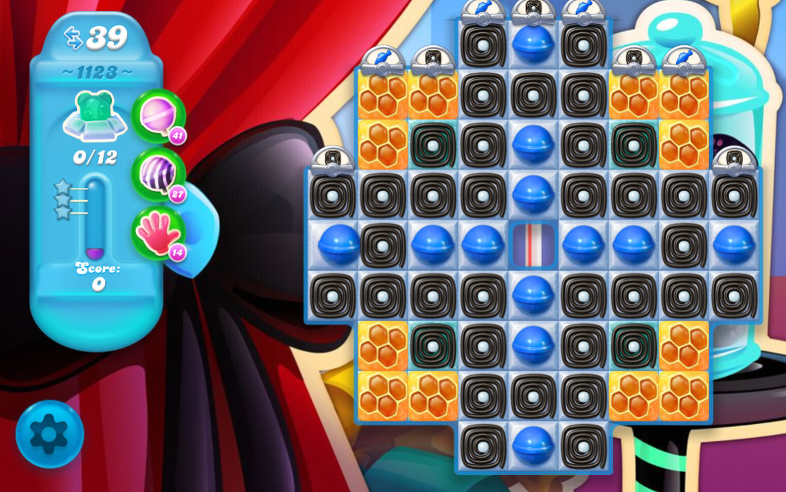 Candy Crush Soda Saga 1123