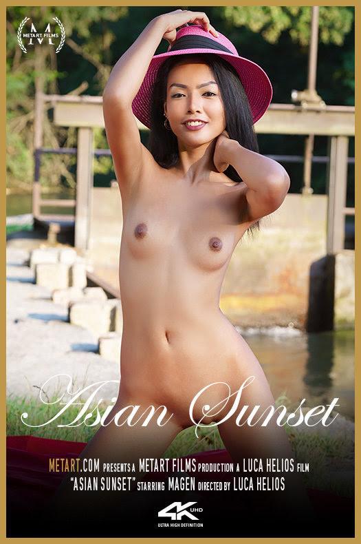 5594307637 [Met-Art] Magen - Asian Sunset