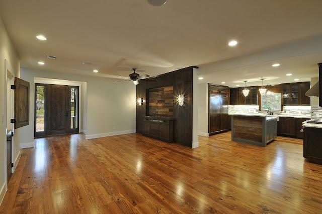 GreenTex Builders - Crestview Home Tour in Austin Texas ...