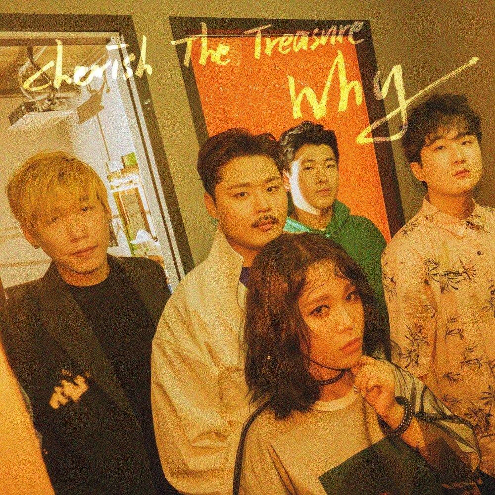 Yucherish – Cherish The Treasure – EP