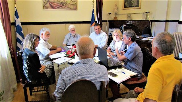 Ιωάννινα:Σύσκεψη για το «Πάρκο Πολιτισμού» στο Κάστρο