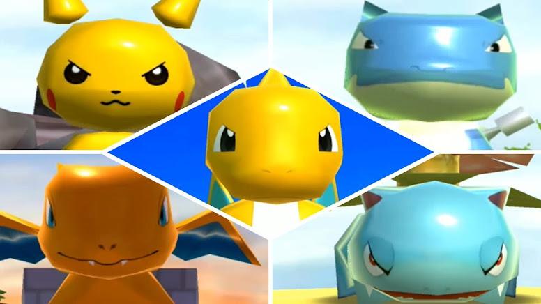 Pokémon Rumble Rush Super Bosses