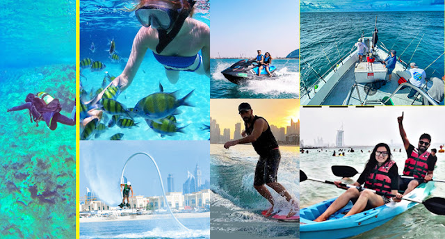 Best Water Sports to Experience in Dubai