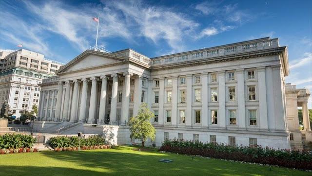 Déficit de EEUU aumenta 27 % en 10 meses del año fiscal 2019