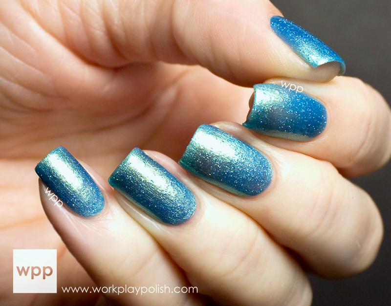 Nubar Wild Blue Yonder from the East of Eden Collection