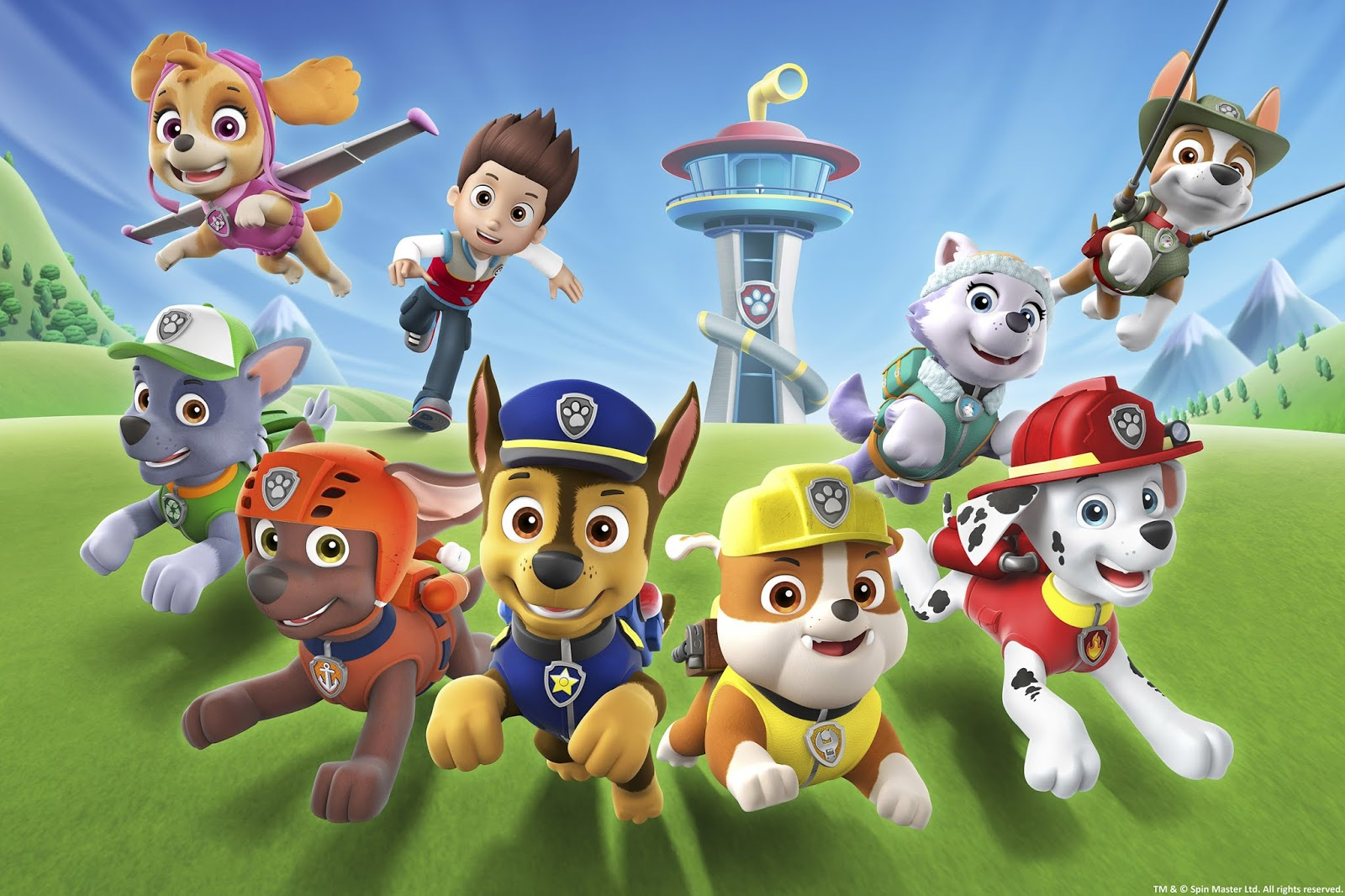 Dynamite Entertainment and Curiosity Ink Media to Release 'PAW Patrol' Activity Book in Spring 2022