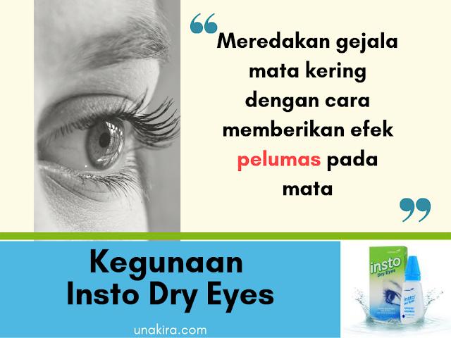 Insto Dry Eyes Sokusi Mata Kering