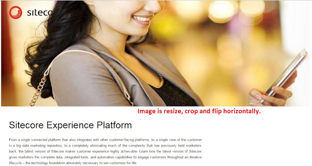 Updated Sitecore Home Page