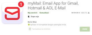 Menghapus semua email sekaligus