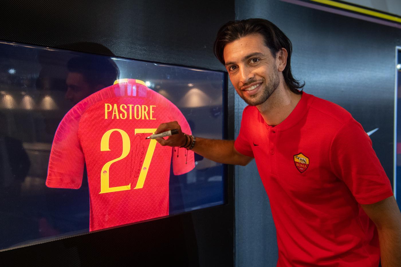 Galatasaray'da gündem Javier Pastore!