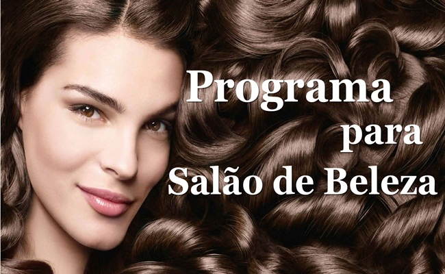Programa para Salão de Beleza
