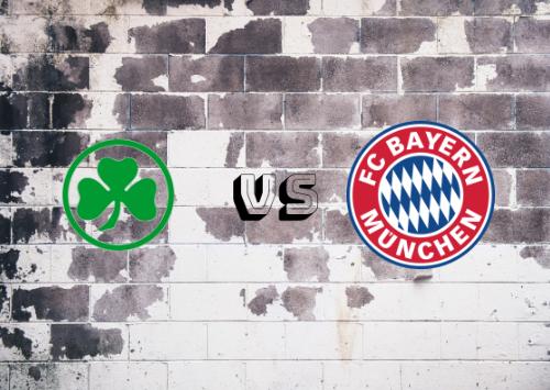 Greuther Fürth vs Bayern de Múnich  Resumen y Partido Completo