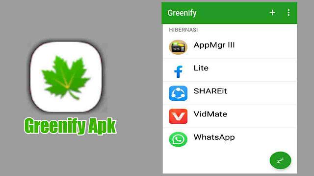 Cara Menonaktifkan Aplikasi Sementara di Android Menggunakan greenify