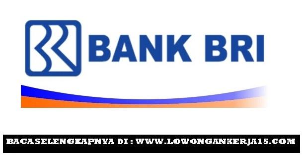 Lowongan kerja Bank Rakyat Indonesia Area Sumatera Utara