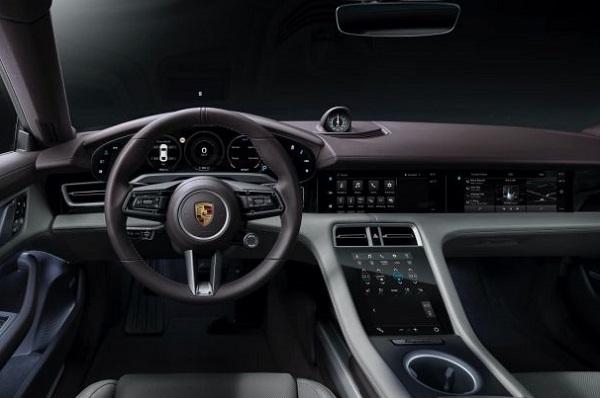 Porsche Taycan Cross Turismo