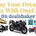 Buy Your Dream Bike With OneCoin On Dealshaker