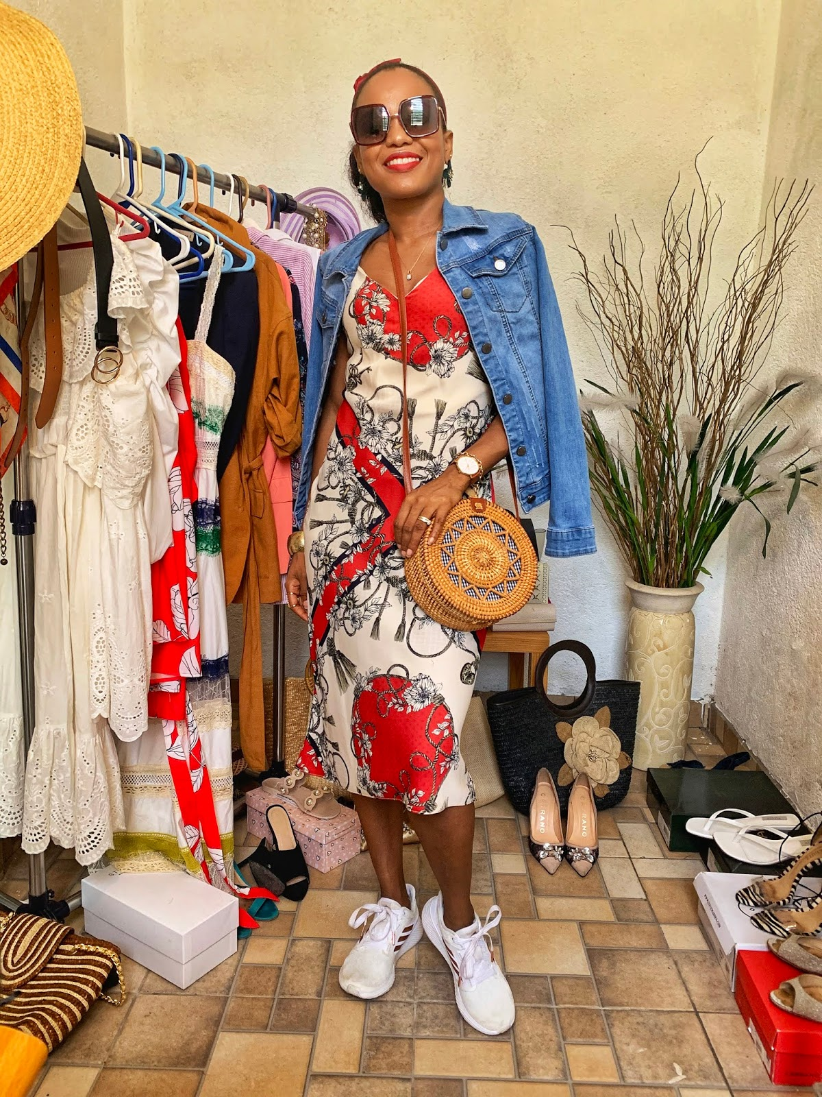 Style blogger LaMouMous, readers' favourite in Is This Mutton link up #WowOnWednesday