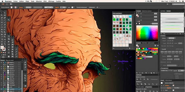 ادوبي اليستريتور Adobe Illustrator 2020