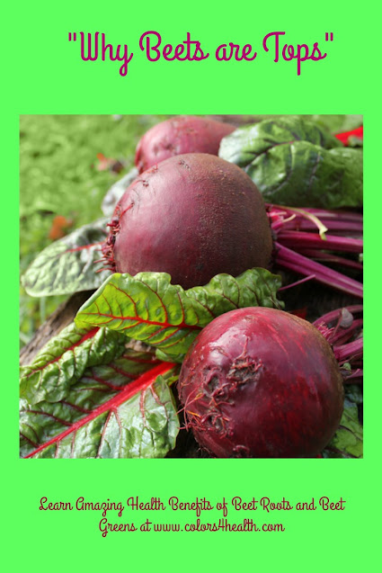 Health Info, Serving Ideas for Beets