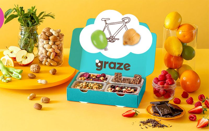 Best Food Subscription Boxes for Women - Graze