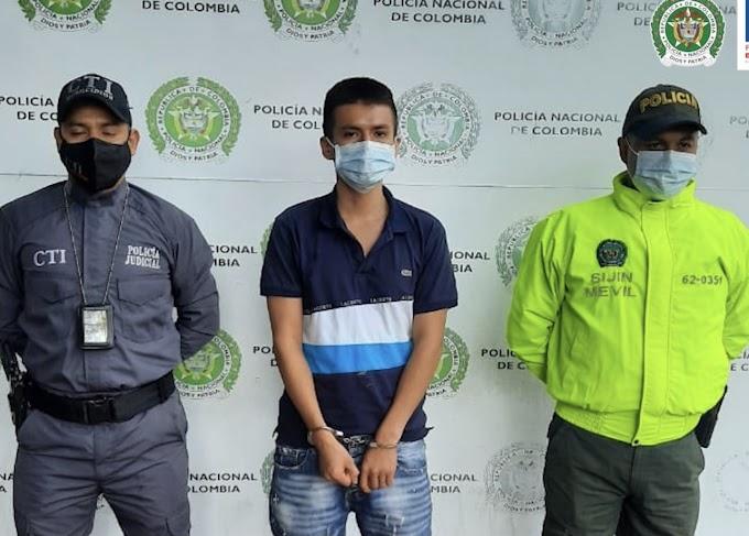 A la cárcel presunto homicida de un hombre en el barrio Libertadores de Villavicencio