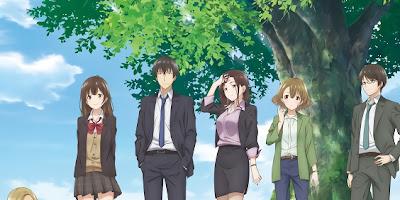تقرير انمي Higehiro (قمت بالحلاقة، ثم أحضرت فتاة تدرس بالثانوي إلى المنزل.)