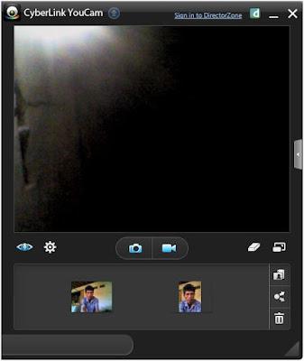 Cara membuat kamera pengintai menggunakan laptop