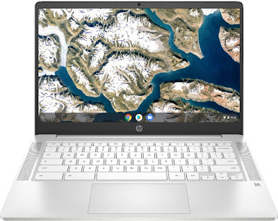"HP 14"" Chromebook - Model: 14a-na0020nr  | Laptop under $300"