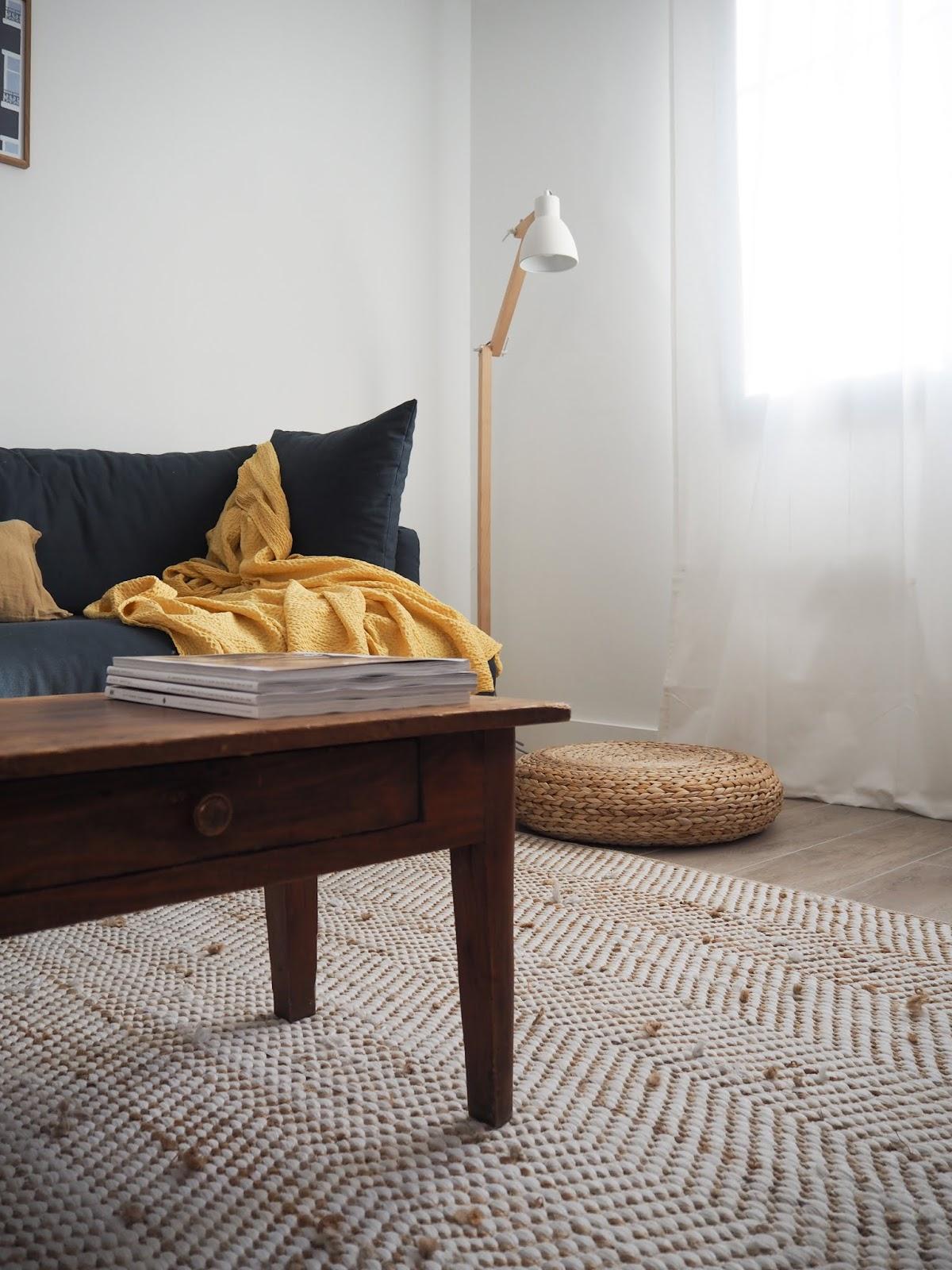décoration d'intérieur - aix en provence - ilaria fatone- maison paulette - salon