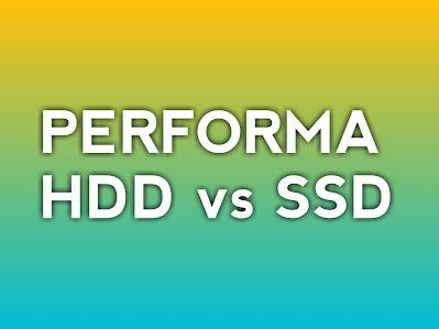 Perbedaan SSD dan HDD Saat Booting Laptop Windows 10