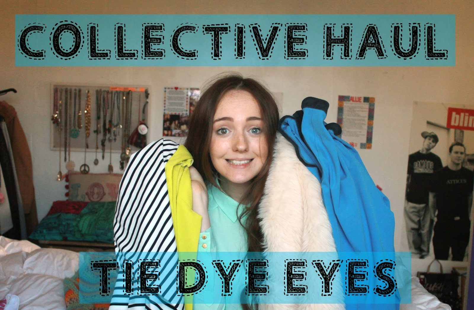 collective haul video august september 2014 AW14 fashion