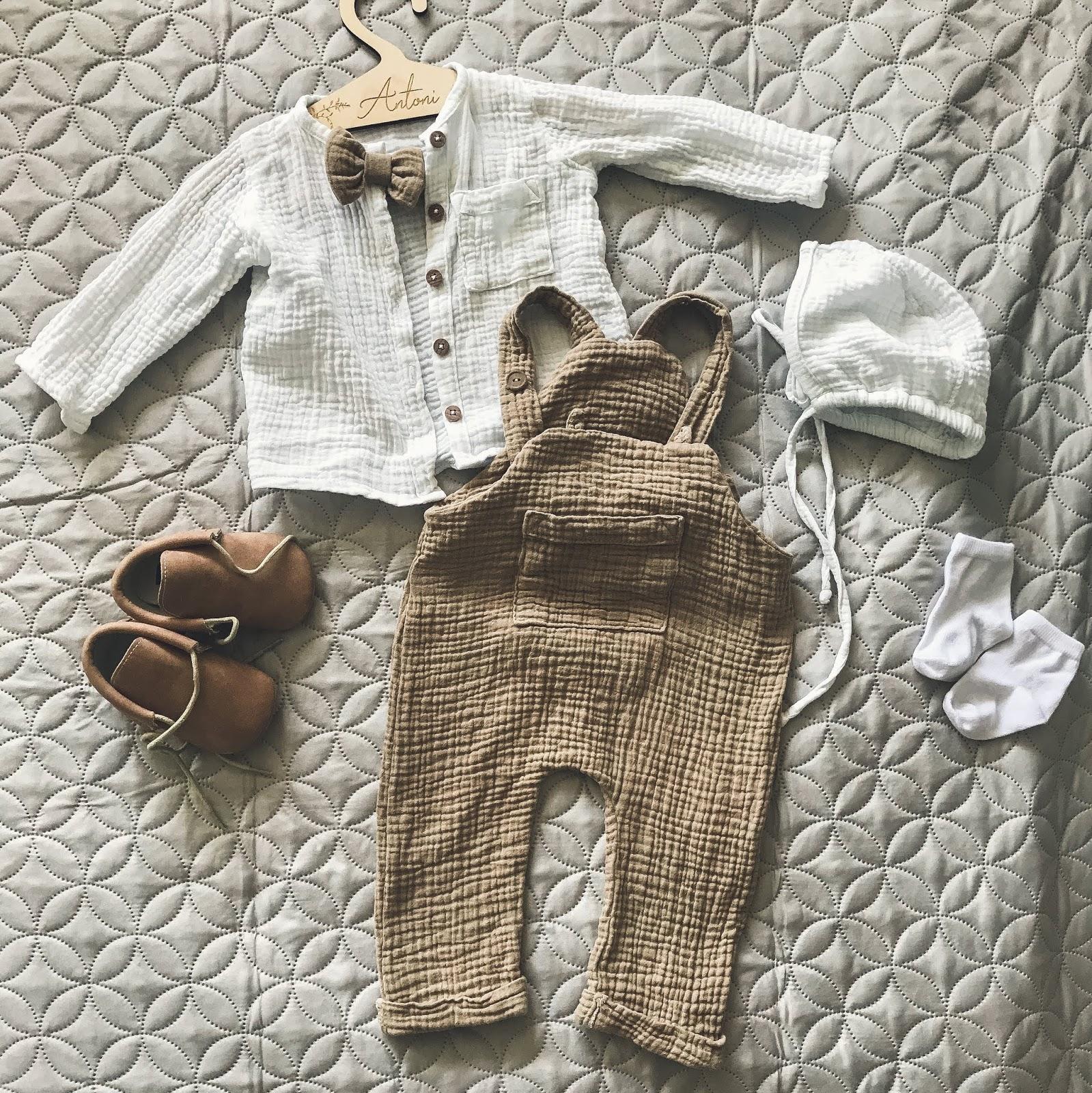 dziecko maluszek ubranko