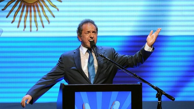 Daniel Scioli es oficialmente el nuevo embajador en Brasil