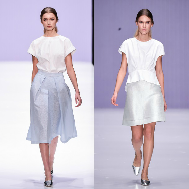 Eniwhere Fashion - MBFW Moscow - Favorite runways