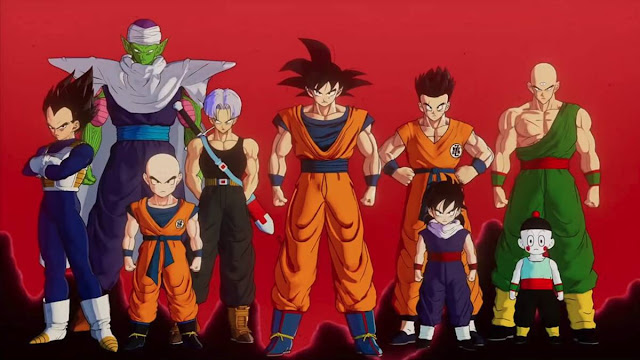 Descargar Dragon Ball Z Serie Completa - Latino - MEGA