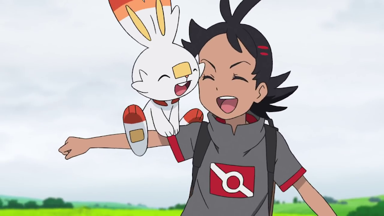 Goh Jornadas Pokémon