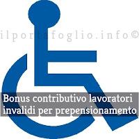 bonus invalidi civili
