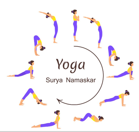 How doing Surya Namaskar daily can help in weight loss