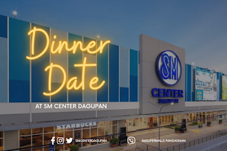 Dinner Date at SM Center Dagupan