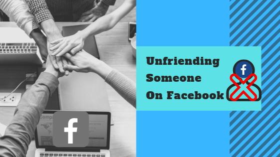 How Do U Unfriend Someone On Facebook<br/>