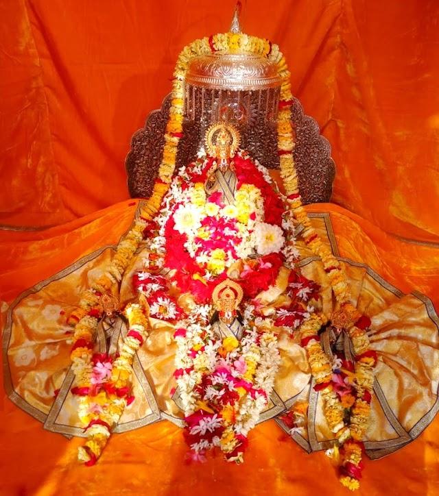 अयोध्या में भव्य राम मंदिर
