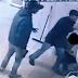 Elementos tentam assaltam agência lotérica da cidade de Nazarezinho na tarde desta quinta-feira