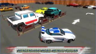 Game Pesawat 3D Mobil Mengangkut Apk