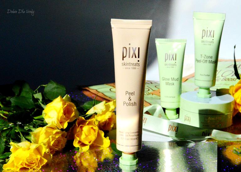 Pixi Peel & Polish Peeling enzymatyczny recenzja