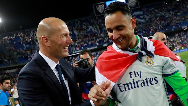 Le Real Madrid pourrait signer gratuitement ce grand gardien