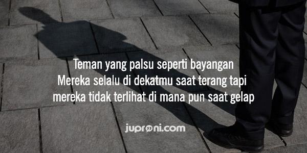quotes kata kata tentang bayangan cocok untuk caption instagram