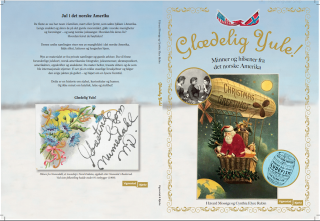 Photo of a front & back book cover