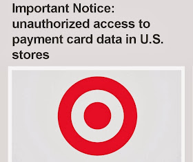 40 Million Credit Card accounts at risk after a massive data breach at Target U.S Stores