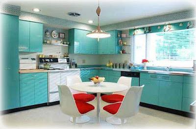 Desain Dapur Sederhana